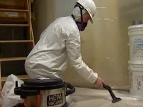 Houston Bathroom Mold Removal