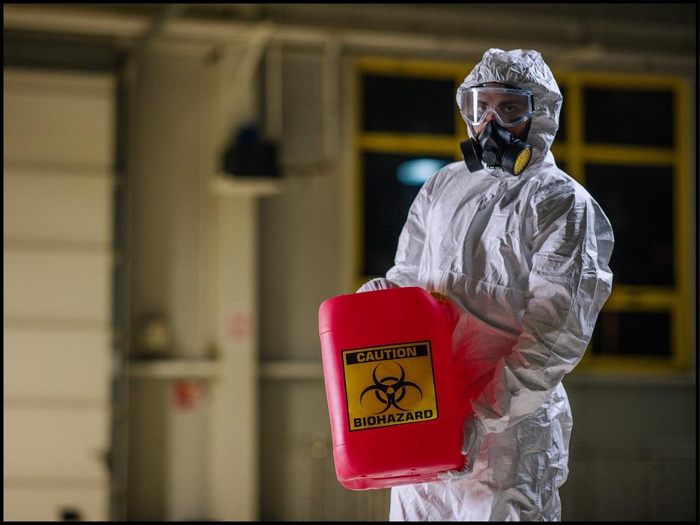 Biohazard Clean-up