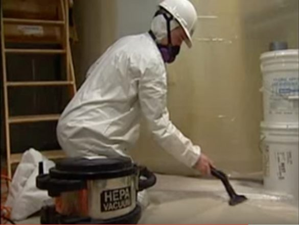 Bathroom Mold removal Austin