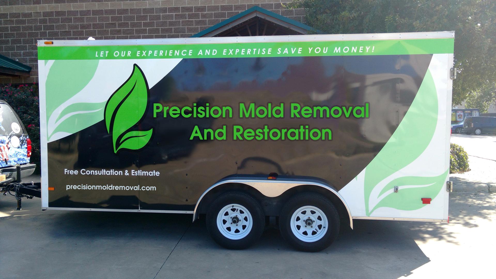 Mold Remediation Trailer Austin