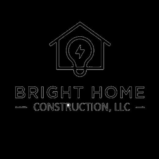 Bright Home Construction & Restoration Logo